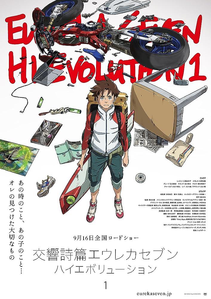 Eureka Seven Hi-Evolution 2 (2018)