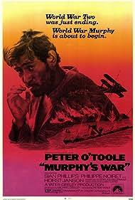 Peter O'Toole in Murphy's War (1971)