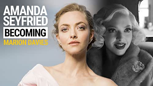 Amanda Seyfried on 'Mank,' Marion Davies, and David Fincher