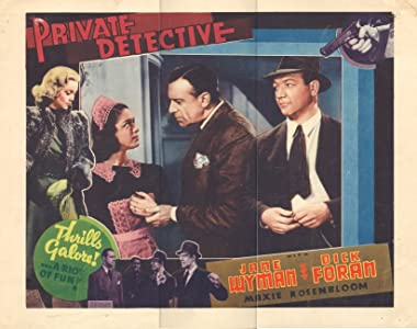 Most recommended movie to watch Private Detective [4K