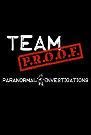 Team P.R.O.O.F. Poster