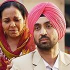 Seema Kaushal and Diljit Dosanjh in Soorma (2018)