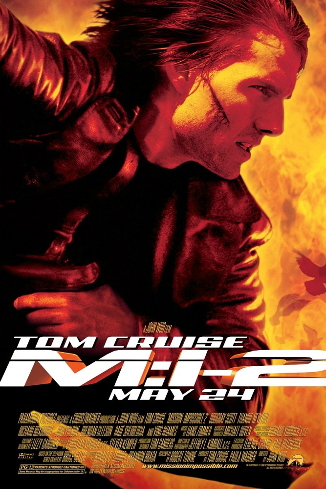 [PG-13] Mission: Impossible II (2000) Dual Audio Blu-Ray - 480P | 720P - x264 - 400MB | 800MB - Download & Watch Online  Movie Poster - mlsbd