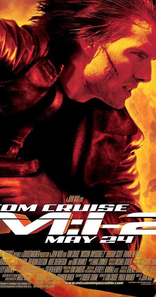 Nhiệm vụ bất khả thi 2 - Mission: Impossible II (2000)