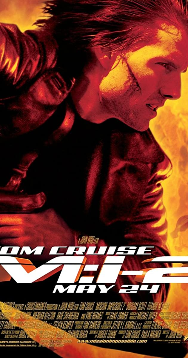 Free Download Mission: Impossible II Full Movie