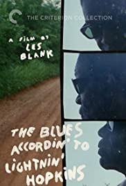 The Blues Accordin' to Lightnin' Hopkins (1970) Poster - Movie Forum, Cast, Reviews