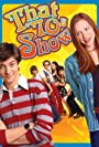 Mila Kunis, Ashton Kutcher, Danny Masterson, Wilmer Valderrama, Topher Grace, and Laura Prepon in That '70s Show (1998)