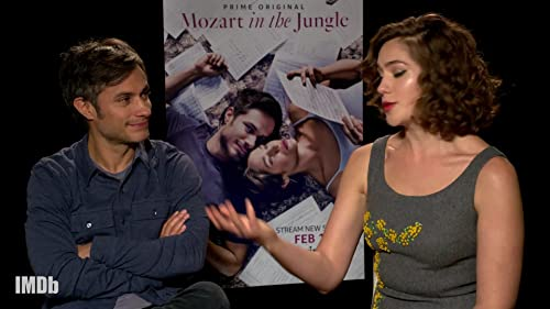 Gael García Bernal and Lola Kirke on Their Characters' Evolving Relationship
