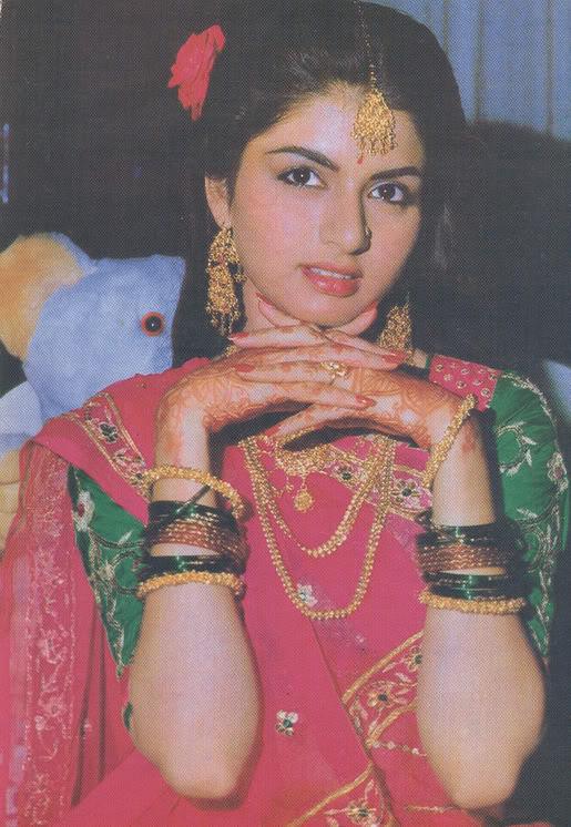 Bhagyashree in Maine Pyar Kiya (1989)