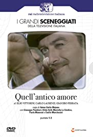 Quell'antico amore Poster