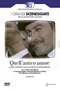 Primary photo for Quell'antico amore