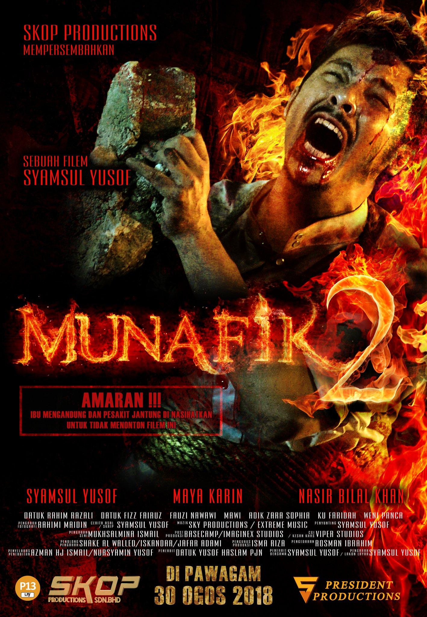 Munafik 2 (2018) WEBRip 720p & 1080p