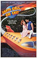 Ziemskie dziewczyny są łatwe / Earth Girls Are Easy – Lektor – 1988