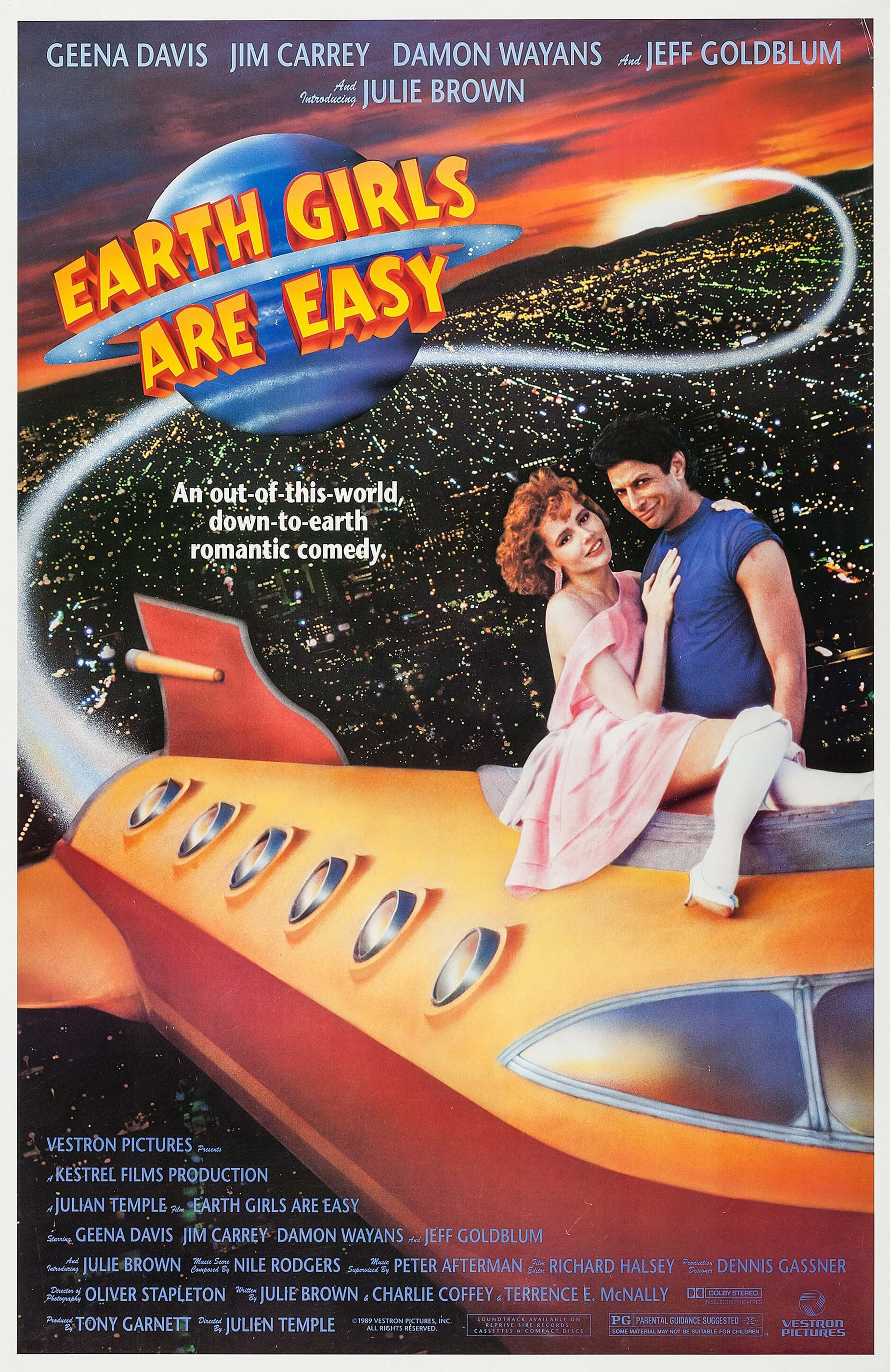 Earth Girls Are Easy 1988 Imdb