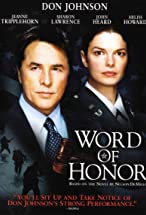 Primary image for Word of Honor