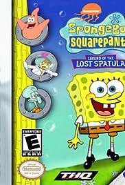 SpongeBob SquarePants: Legend of the Lost Spatula Poster