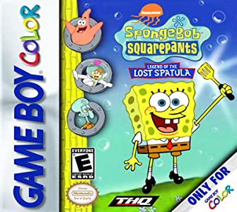 SpongeBob SquarePants: Legend of the Lost Spatula none