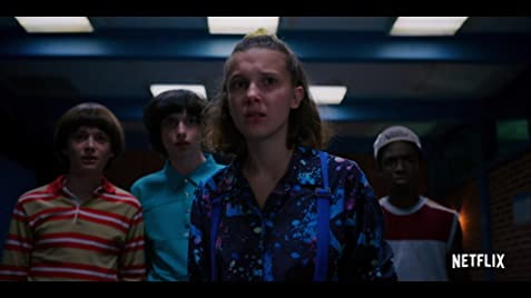 Stranger Things (TV Series 2016– ) - IMDb