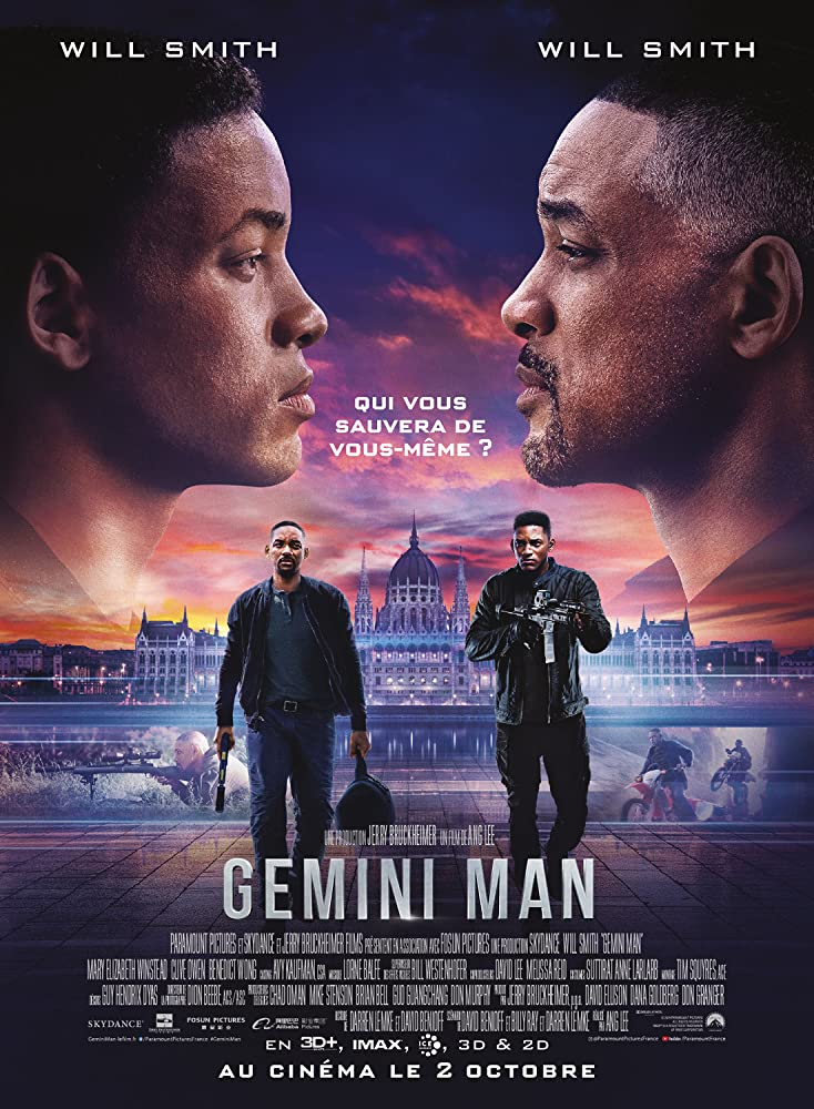 Gemini Man (2019) Subtitle Indonesia