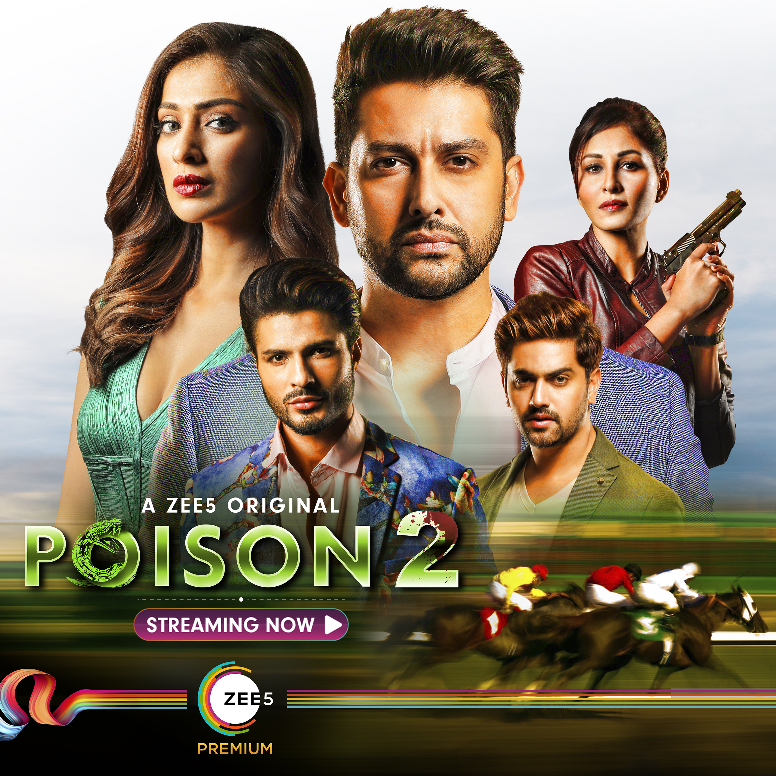 Poison (2020 EP 11) Hindi Season 2 Watch Online HD