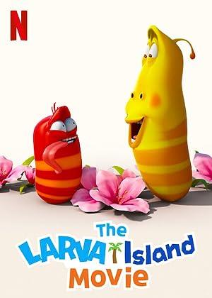 Where to stream The Larva Island Movie