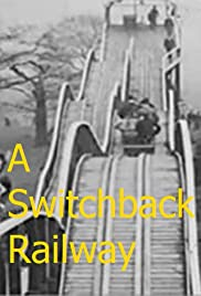 A Switchback Railway Poster