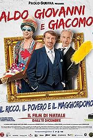 Il ricco, il povero e il maggiordomo (2014) Poster - Movie Forum, Cast, Reviews