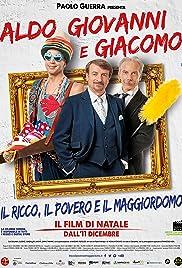 Il ricco, il povero e il maggiordomo Poster