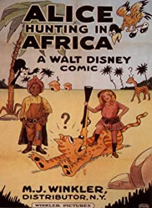 Alice Hunting in Africa none