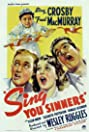 Sing, You Sinners (1938) Poster