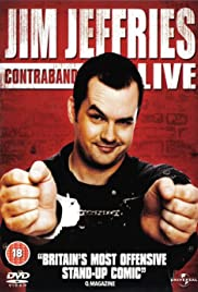 Jim Jefferies: Contraband Poster