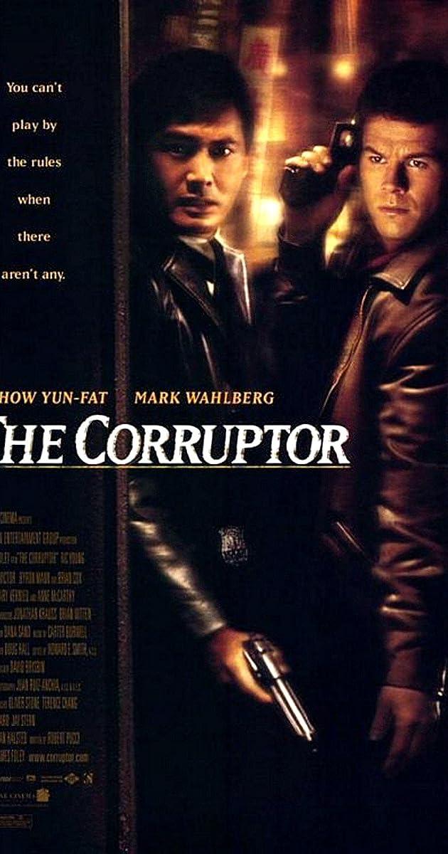 Subtitle of The Corruptor