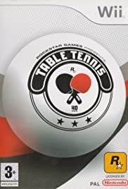 Rockstar Games Presents Table Tennis Poster