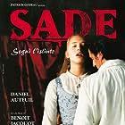 Daniel Auteuil and Marianne Denicourt in Sade (2000)