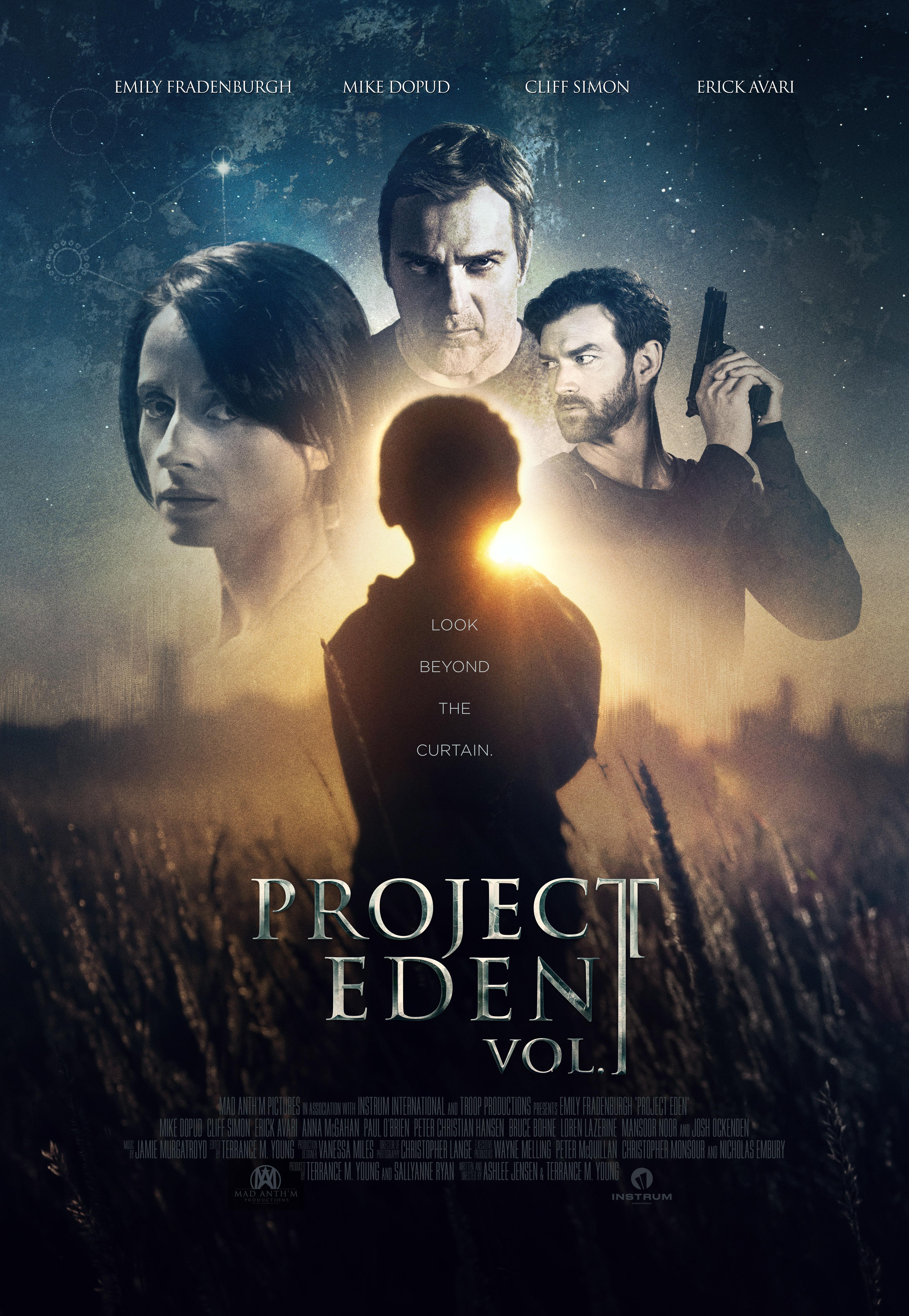 Project Eden: Vol. I (2017) WEBRip 720p