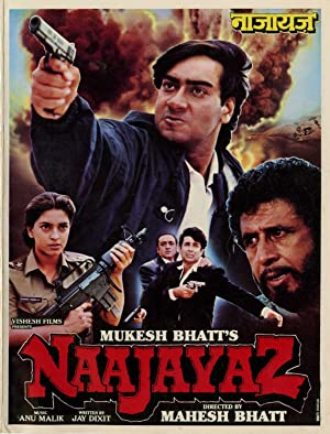 Jay Dixit Naajayaz Movie
