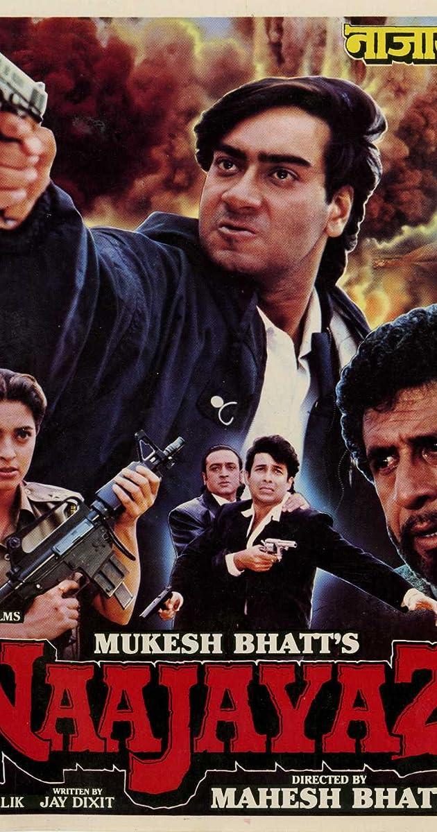 Naajayaz (1995) - IMDb