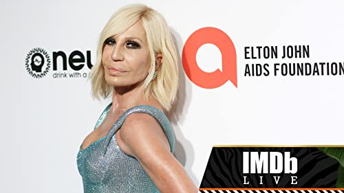 Donatella Versace Picks Her Favorite Red Carpet Looks