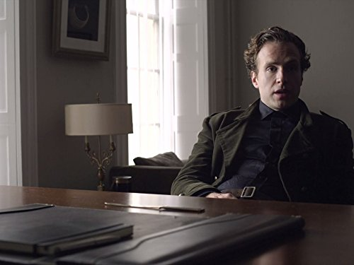 Rafe Spall in The Shadow Line (2011)
