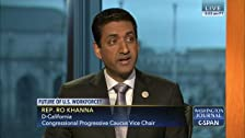 Ro Khanna: All 2020 Candidates Must Pledge 'No More Unconstitutional Wars'