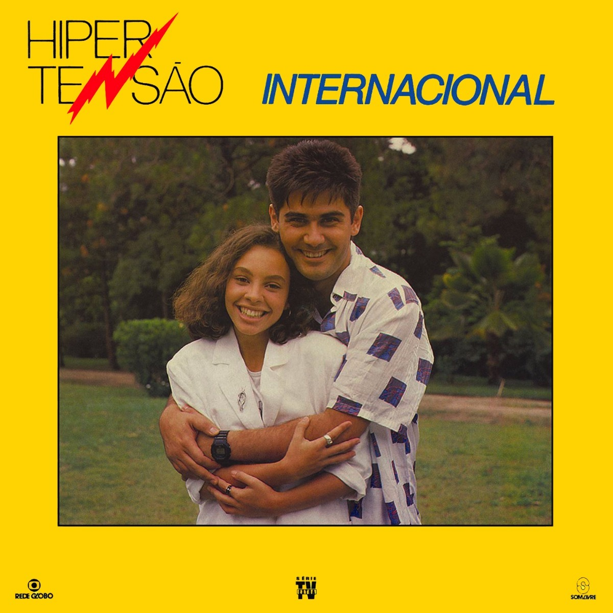 César Filho and Carla Marins in Hipertensão (1986)