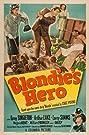 Blondie's Hero (1950) Poster