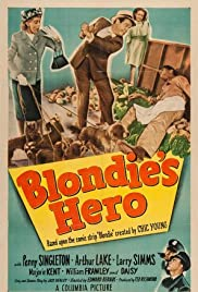 Blondie's Hero Poster