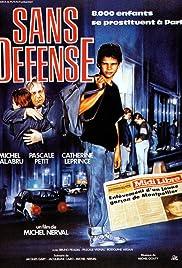 Sans défense Poster