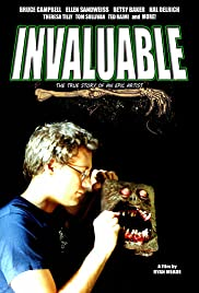 Invaluable: The True Story of an Epic Artist Poster