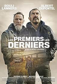 Bouli Lanners and Albert Dupontel in Les premiers les derniers (2016)