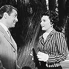 Ernesto Alonso and Miroslava in Ensayo de un crimen (1955)