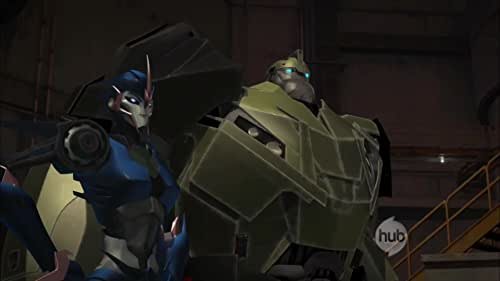 Transformers Prime: The Planetary Alignment Is Nearly Upon Us