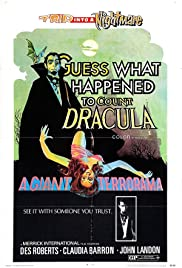 Guess What Happened to Count Dracula? (1971) Poster - Movie Forum, Cast, Reviews