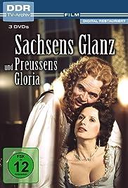 Sachsens Glanz und Preußens Gloria: Brühl Poster